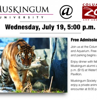 Columbus Zoo Event
