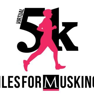 miles for muskingum logo