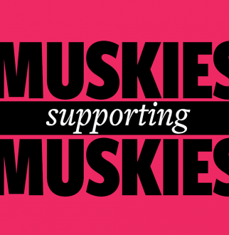 muskies supporting muskies logo