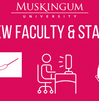 new faculty and staff graphic