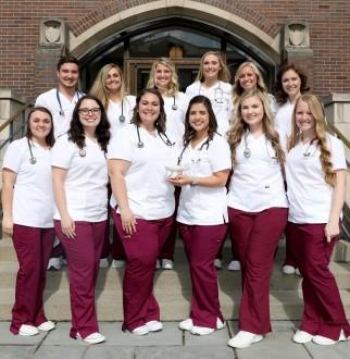 Nursing Class of 2019
