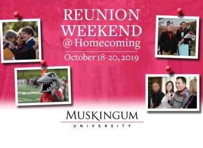 Reunion Weekend at Homecoming Cover