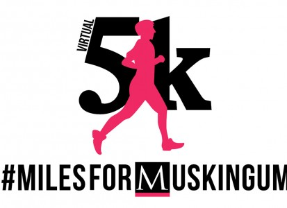 miles for muskingum logo