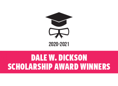 dickson shcholarship graphic