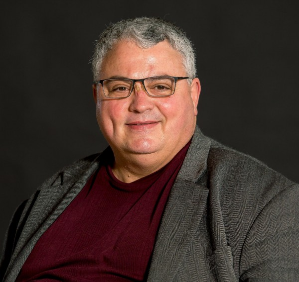 David Turrill Headshot